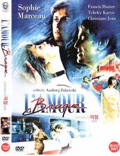 L'Amour Braque (1985) Andrzej Zulawski / DVD, NEW