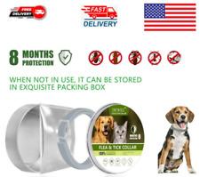 Dewel Collar for Cat dog Pet Anti Flea Tick Mosquitoes Insect Outdoor Protective