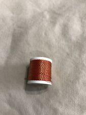 Gudebrod Trimar Rod Building Thread 1 oz Spool Red/Gold#326G Sz C 100Yds