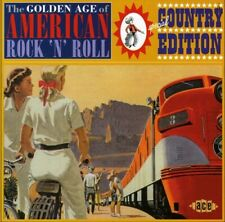 Golden Age of American Rock N Roll: Special Country Edition [New CD] UK - Impo