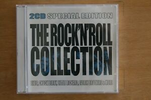The Rock N Roll Collection - Elvis, Chuck Berry, Little Richard  (Box C545)