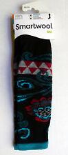 New Women`s SmartWool Medium Ski Socks Merino Wool Over Calf Size Medium