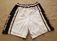 Golden State Warriors Nike Men's Medium RARE 1975 NBA Champs Pro Cut sewn shorts