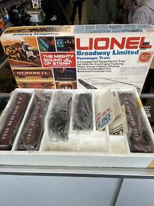 Lionel 6-1487 Broadway Limited Train Set/Box