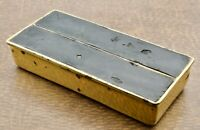 Brass Cigarette Trinket Box Jenfred Ware Ben Seibel Vintage MCM