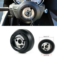 Steering Wheel Short Hub For Jeep Cherokee Wrangler 6-Hole/Bolt Racing Adapter