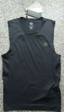 Under Armour Rush Sleeveless T Shirt Size L Colour Black