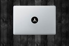 Atari Sticker Atari logo Decal For Apple MacBook Mac iPad Laptop Car Window