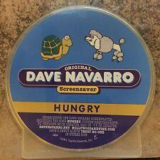 Hungry Empty Screensaver Single CD Rom Dave Navarro promo mint jane's addiction