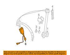 MERCEDES OEM 09-14 C300 Front Seat Belt-Buckle Left 2048602369