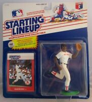 1988  ELLIS BURKS - Starting Lineup - SLU - Sports Figurine - BOSTON RED SOX