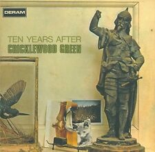 TEN YEARS AFTER Cricklewood Green Vinyl Record LP Deram SML 1065 1970 1st Press