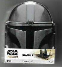 2020 Topps Star Wars The Mandalorian Series 1 Hobby Box Tin - Factory Sealed