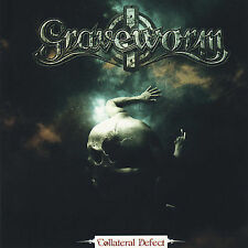 GRAVEWORM Collateral Defect CD