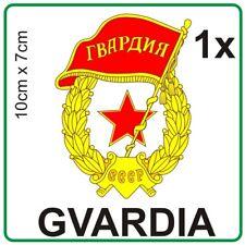 GVARDIA für ZIL Krass UAZ GAZ Ural Dnepr Kamaz SU CCCR