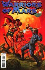 Warriors of Mars #1 Joe Jusko Cover Comic Book - Dyanmite