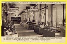 cpa 69 LYON PALAIS de la FOIRE Exposition AGRICOLE Ecoles d'Agriculture Ressins