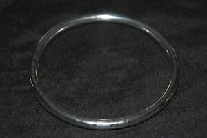 SILPADA - B1482 - Slim Sterling Silver Hammered Bangle Bracelet - RET