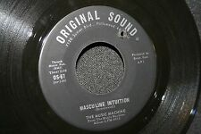 "MUSIC MACHINE Masculine Intuition People In Me PROMO 45 7"" OS-67 ACID FUZZ ROCK"