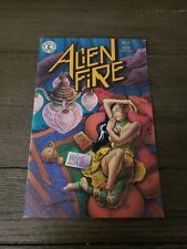 Alien Fire Comic Book #3 Kitchen Sink Press 1987 VF