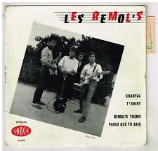 """Les BEMOL'S    Chantal         7""""  45 tours EP"""