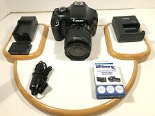 New Listing Canon Eos Rebel T3 12.2 Mp Digital Slr Camera Ef-S 18-55mm Lens & Accessories