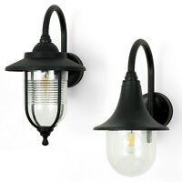LED, RETRO exterior Light, Wall, Path, Fence Light, Outdoor Lamp, Gardena 4A & B