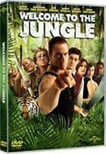 DvD WELCOME TO THE JUNGLE - (2013) ***Jean-Claude Van Damme  *** ...NUOVO