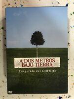 A Due Metri Basso Terra Seconda 2 Stagione Due Completa 5 X DVD Spagnolo Ing 3T