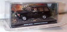 JAMES BOND Range Rover Tomorrow Never Dies New sealed Pack 1:43 scale
