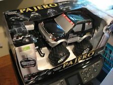 Mitsubishi Motors Pajero Radio Remote Controlled Car Ralliart Toyco