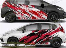 Honda Jazz Rally 003 racing motorsport graphics stickers decals vinyl