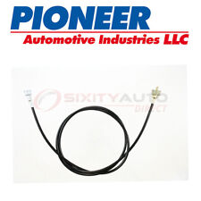 Pioneer Speedometer Cable for 1983-1986 Nissan 720 2.4L 2.5L L4 - Instrument vn