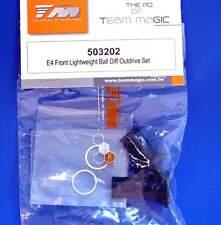 Team Magic E4 New Lightweight Ball Diff Outdrive Set 503202 modellismo