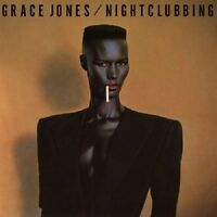 Grace Jones Nightclubbing CD NEW SEALED 2014 Remastered Pull Up To The Bumper+