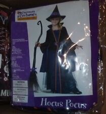 New Hocus Pocus Halloween Costume Youth Girls L Large 10 12 New Nwt