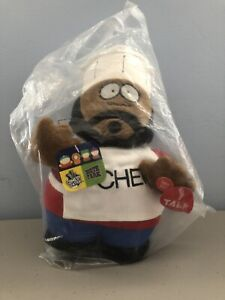Vintage Comedy Central South Park Talking Chef Doll - Talk Button Doesn't Work