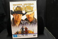 The Cowboy Way *Woody Harrelson, Kiefer Sutherland - new Region 4 dvd movie