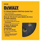 DeWalt RANDOM ORBITAL SANDER PAD 125mm DW4388 High-Quality - USA Brand