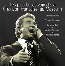 CD 16T BECAUD/BREL/FERRE/VENTURA/ROSSI/GABIN/MARIANO/BOURVIL/BRASSENS/MONTAND