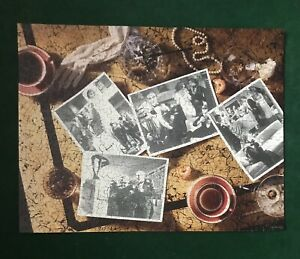 Springbok A Star is Iced Mystery 500 piece Jigsaw Puzzle - Complete
