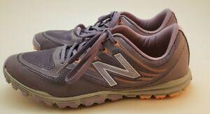 EUC New Balance Women's Minimus Sport Golf Shoe in Purple w/Pink accent sz 9.5