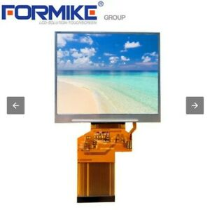 """Color Graphic Display TFT 320x240 3.5"""" Touch Panel FORMTKE KWH035ST12 24 BIT RGB"""