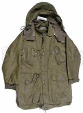 CANADIAN ARMY WINTER PARKA COAT - size 7142 - EXTREME COLD WEATHER -2675C12