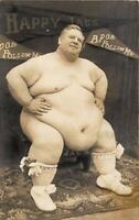 Antique Circus Freak Show Photo 540 Oddleys Strange & Bizarre