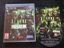 PS3 : alien vs predator