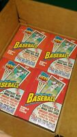 2(two) 1991 TOPPS Baseball 36pack Wax Boxes FROM SOLID FRESH SEALED CASES!!!!