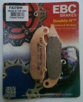 Honda MSX125 GROM EBC Double-H Sintered FRONT Brake Pads 2014 - 2020 FA375HH
