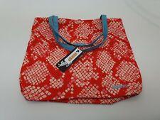Neues AngebotEleanor Bowmer Rot und Pink Schlangenleder Tasche