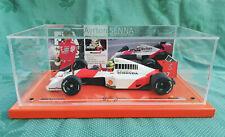 Formel 1 Ayrton Senna Mclaren MP4/5B #27 World Champion 1990 1:18 Minichamps